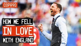 How England Fell in Love Again With Gareth Southgate's England