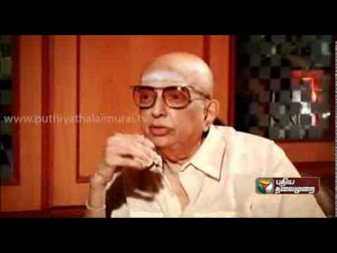 Exclusive Interview With Cho Ramaswamy In Agni Paritchai - Part 3