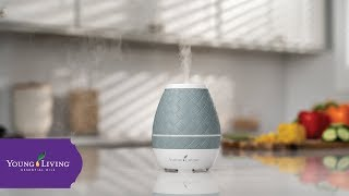 Sweet Aroma™ Ultrasonic Diffuser | Young Living Essential Oils