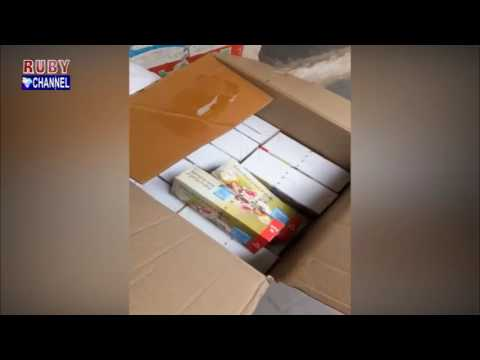 illegal Tobacco Products Seized