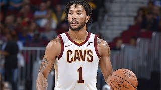 Derrick Rose Returning after Leaving Cavaliers? Cavs Had Positive Contact with Derrick Rose