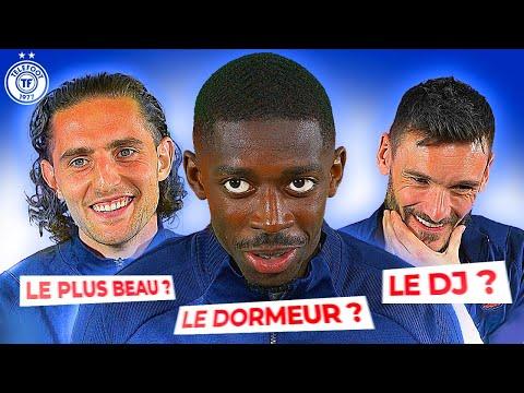 Dembélé, Rabiot et Lloris DÉVOILENT les SECRETS des Bleus !