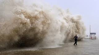 Guangdong Province typhoon, A wild history of typhoons in South China, 台风在广东省,华南台风