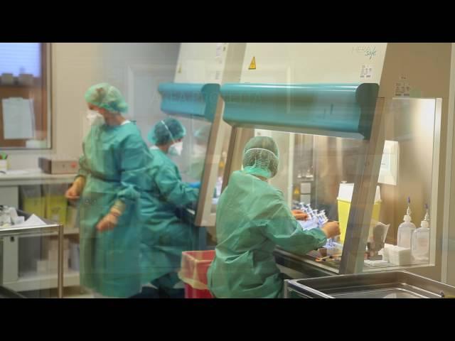 3  Trasferimento dei materiali dal magazzino al laboratorio