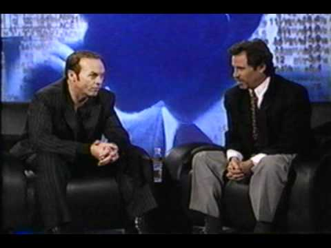 Michael Keaton Interview-Dennis Miller Live 1998