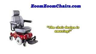 Mid Wheel Mobility Chair