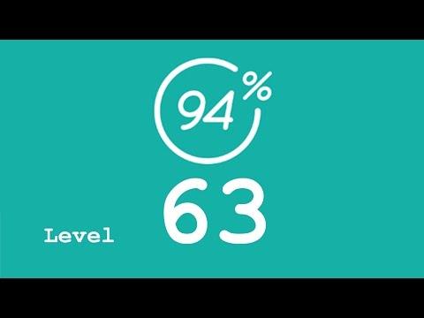 94 Prozent (94%) - Level 63 - Mein Traumberuf als ich klein war - Lösung