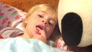 The Night Before She Is Tested for Autism | My 3-Year-Old Daughter