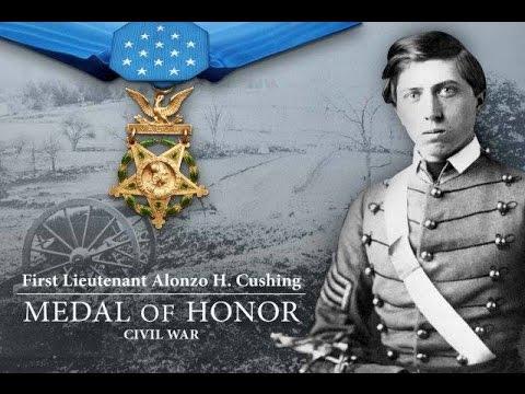 1st Lt. Alonzo Cushing Vignette
