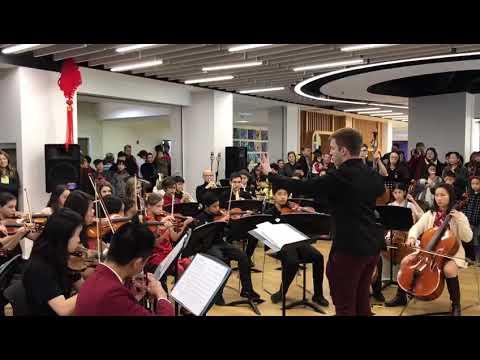 Orkestra Sekolah Internasional Shanghai
