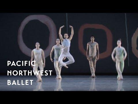 Alexei Ratmansky's Pictures at an Exhibition - excerpt (Pacific Northwest Ballet)