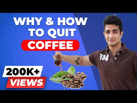 Quitting Coffee WILL Change Your Life | How and why to quit a coffee addiction | BeerBiceps