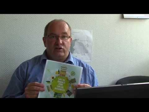 Sinn Fein Trevor O Cloghartaigh - Local Banks for Local Business
