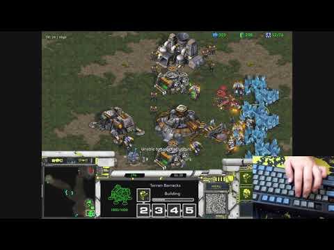 [18.4.19] StarCraft Remastered 1v1 (FPVOD) Connor5620 (T) Vs ArielDaddy (Z) Fighting Spirit