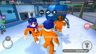 Let's escape from the prison where I ended up! Roblox is sick:jailbreak