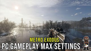 Metro Exodus PC Gameplay - Ultra Settings - 1440p - GTX 1080 - 7700k