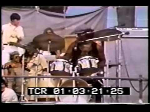 Jimi Hendrix - Newport Pop Festival 1969 - Full video pt1