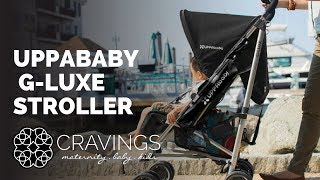 UPPAbaby G-Luxe Stroller Demo by CRAVINGS