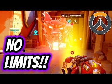 Overwatch | No Limits