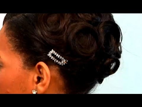 Bridal Hairstyles With Circlets : Special Event Hairstyles