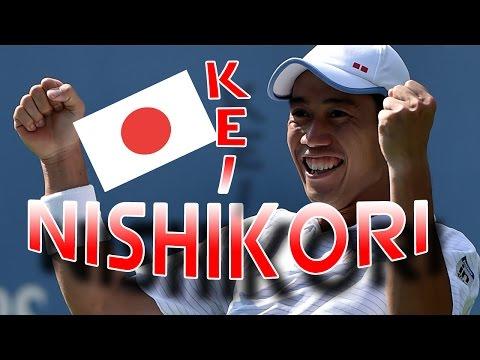Kei Nishikori | Amazing Points (HD) 錦織圭 | 驚くべきポイント