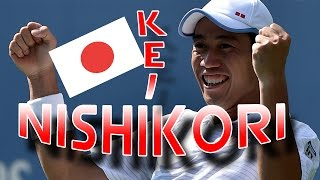 Some of the best points of the Japanese Tennis player Kei Nishikori...
