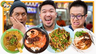 Food King Singapore: The Most Underrated Hawker Centre Ever?!