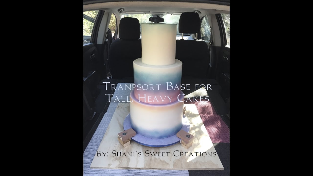 Large Wedding Cake Delivery Boxes