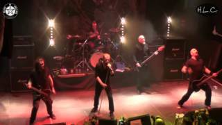 PARADISE LOST (UK) live concert 2014 in Athens, Hellas (@ Stage Volume 1) HD