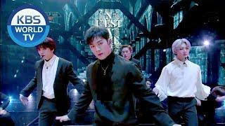 NU'EST W(뉴이스트W) - HELP ME [ [Music Bank / 2018.12.07]