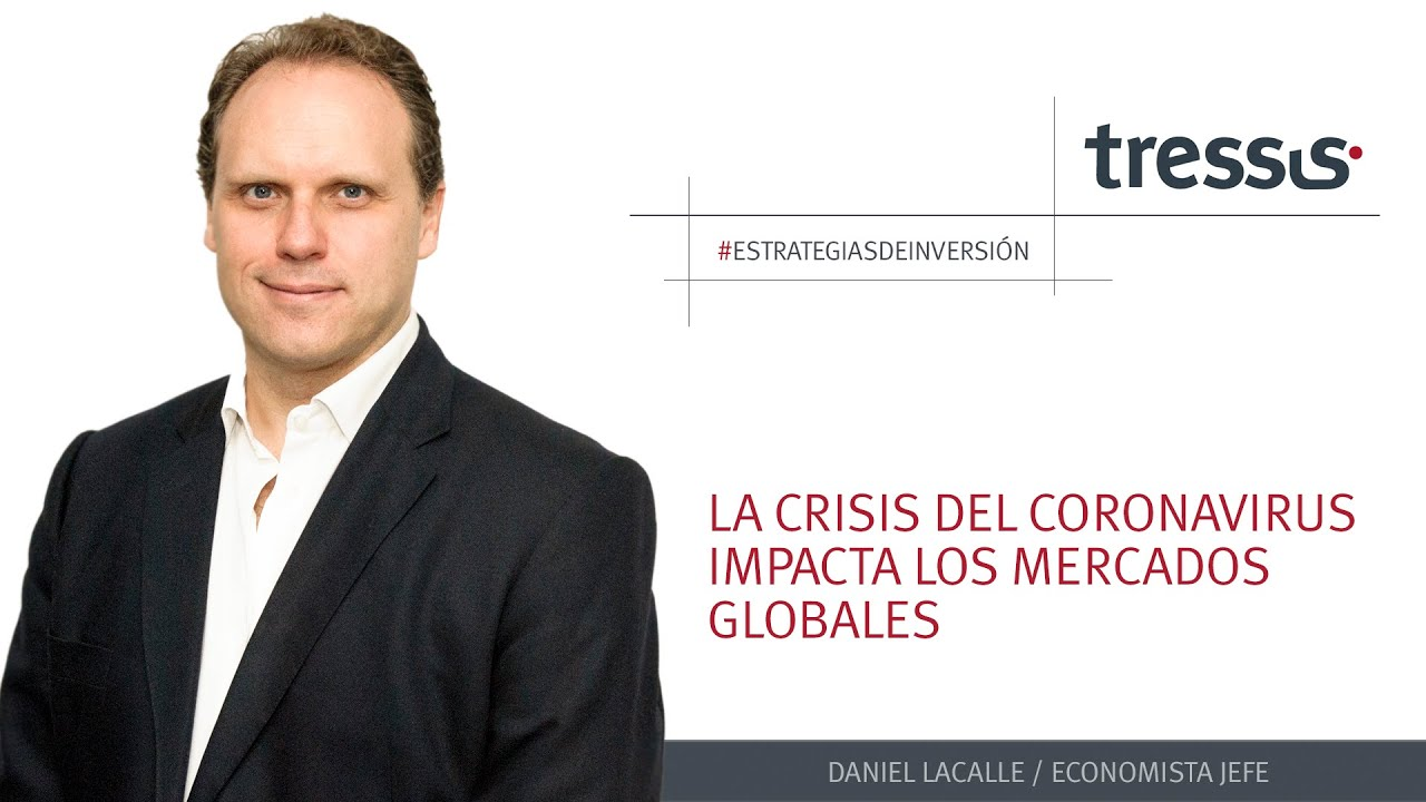 Image result for La crisis del coronavirus impacta en los mercados globales