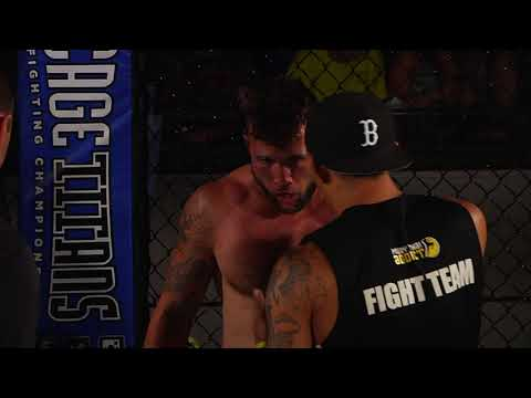Cage Titans XXXV: Sean Lally vs Avery McPhatter