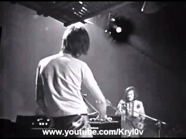 Nice - Brandenburger Live 1969.