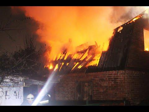 DSNSKHM: У Хмельницькому надзвичайники врятували від знищення вогнем житловий будинок