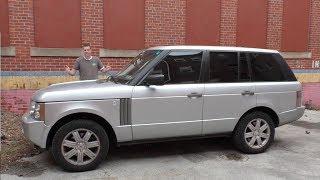 Представление шкалы Дага и ОБЗОР его Range Rover (Doug DeMuro на русском)