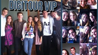 Meeting O2L, Andrea Russet and more - Digitour VIP Toronto, Oct 4