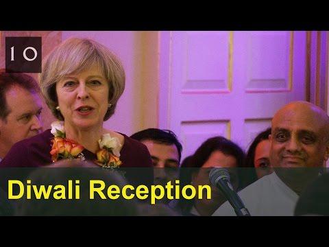 Diwali Reception 2016 at 10 Downing Street