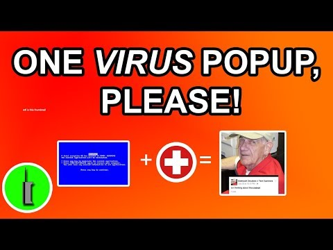 Each and Every Scam Doctor To The Computer Virus Rescue! - The Hoax Hotel