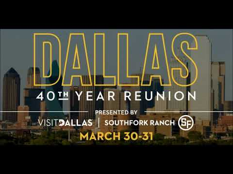 LINDA GRAY TALKS 40 YEARS OF DALLAS