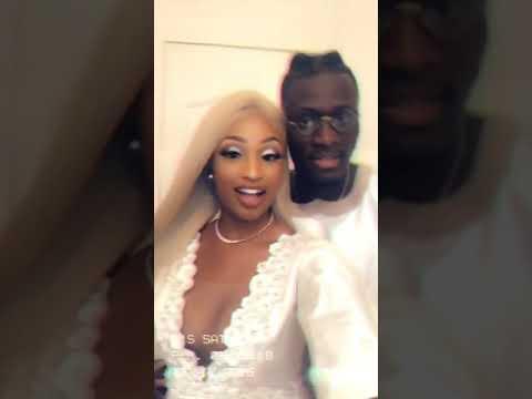Kara Mbodji épouse une ancienne miss Sénégal-France