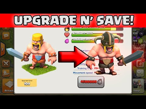 Clash of Clans [FREE TROOPS TRICK! HIDDEN TIP To Save TONS Of Elixir!]