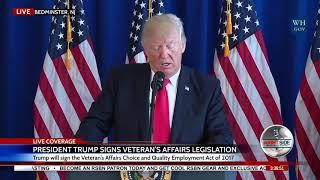 President Trump's FULL Statement on Charlottesville, VA