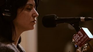 Sharon Van Etten - Give Out (Live on 89.3 The Current)