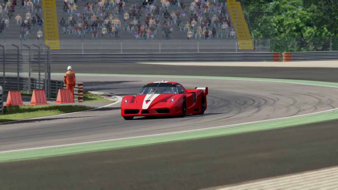 assetto corsa - ferrari - fxx (programme) - monza + download