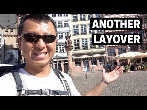FRANKFURT LAYOVER 🇩🇪  Top Things To Do In Frankfurt Germany   Altstadt Frankfurt Am Main