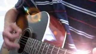 Backstreet Boys - Inconsolable (Guitar Cover)