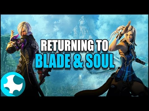 Returning to Blade and Soul