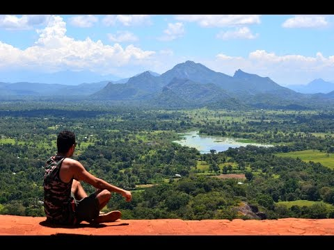 Sri Lanka trip : colombo negombo candy dambulla and sigiriya go pro