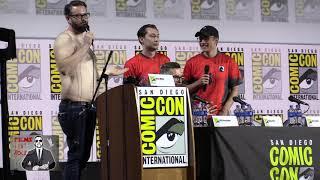 MARVEL GAMES: SPIDERMAN JERSEY and TEAM LIQUID | Comic Con 2019 Full Panel