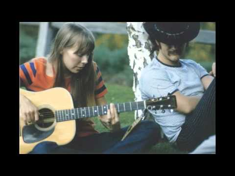 Crosby & Nash - Urge For Going (1971 Joni Mitchell Cover)